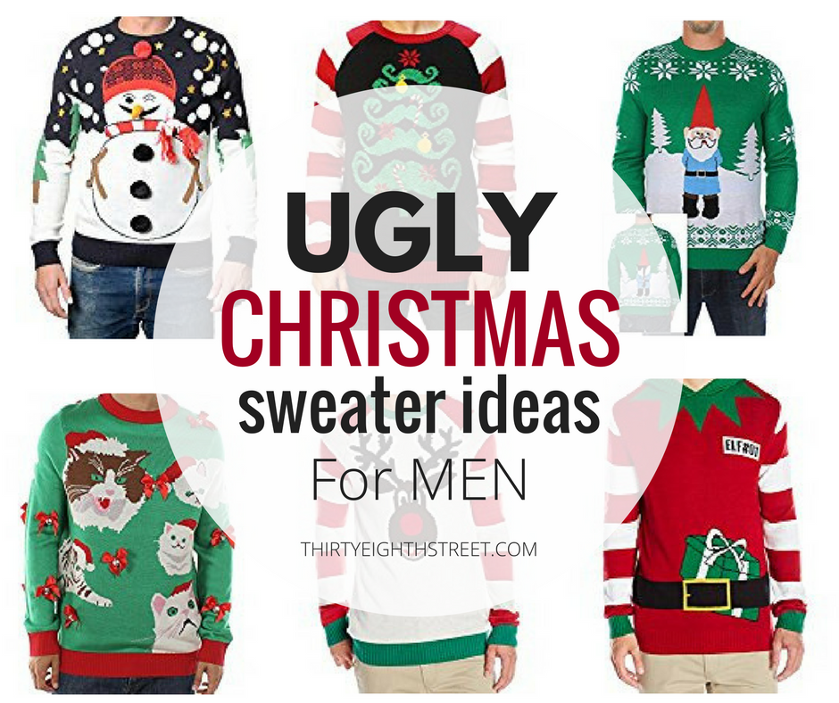 ugly christmas sweaters, mens ugly christmas sweaters, ugly christmas sweater ideas, funny holiday sweaters, ugly christmas sweater party