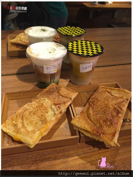 [北部] 台北西門町【Oven Coffee &鯛可頌】濃香咖啡&可頌鯛魚燒~可愛又好吃的下午茶小品