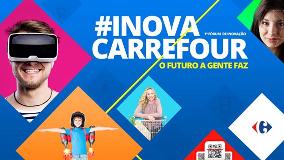 Grupo Carrefour Brasil debate inovação no varejo