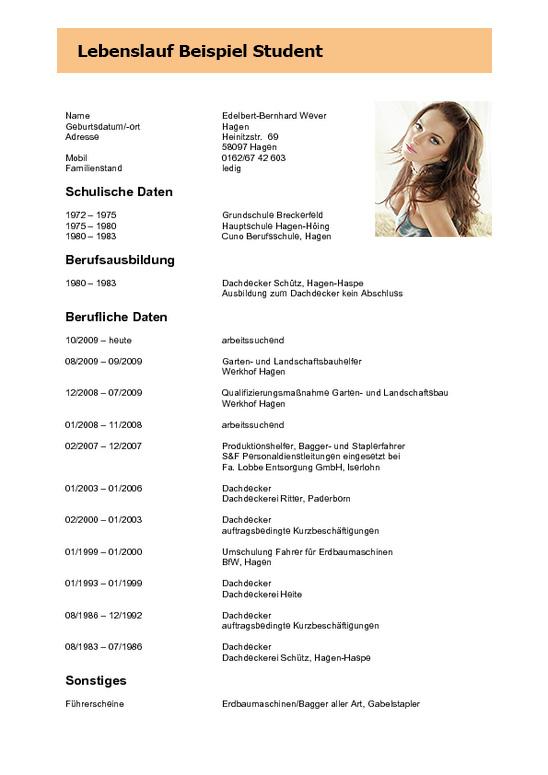 Lebenslauf Beispiel Student  Dokument Blogs. Cv Schreiben Muster Englisch. Lebenslauf Layout Word 2007. Lebenslauf Vorlage Modern Download. Lebenslauf Ausbildung Zur Industriekauffrau. Lebenslauf Englisch Neuseeland. Lebenslauf Erstellen Xing. Lebenslauf Vorlage 2018 Uni. Lebenslauf Student Vorlagen
