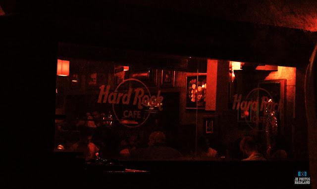 Hard Rock Cafe Pune Night