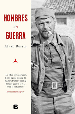 PORTADA-HOMBRES-GUERRA-ALVAH-BESSIE-EDICIONES B