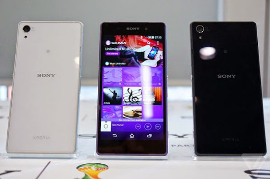 Sony Xperia Z2 and Z2 Tablet gets the Android 4.4.4 treatment - AndroidSaS
