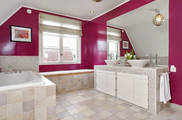 Diseno De Baños Para Ninas:Cómo crear un Cuarto de Baño para Mujeres : Baños y Muebles