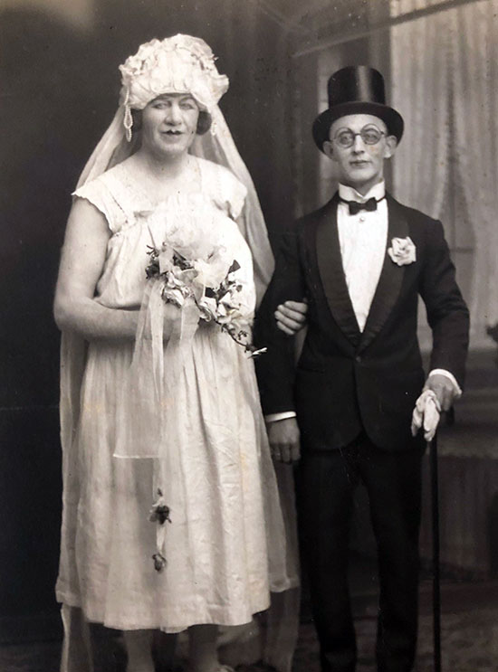 womanless wedding