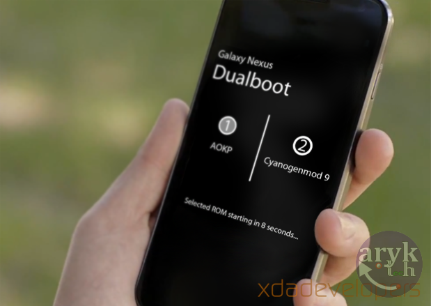 How to DualBoot (Install) Two or More ROMS On An Android Device