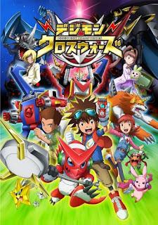assistir - Digimon Xros Wars Dublado - online
