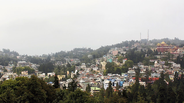Mirik Town in Darjeeling West Bengal