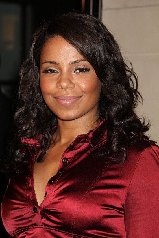 Celebrity Hairstyles And Tattoo Pictures Sanaa Lathan