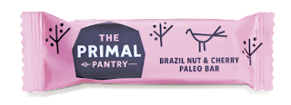 Primal Pantry  Brazil Nut & Cherry Paleo Bar