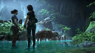 Uncharted lost legacy screen 1