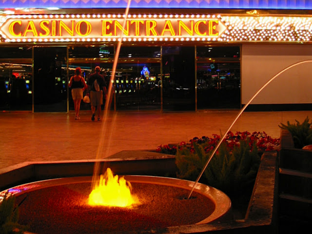 Stardust Casino Entrance