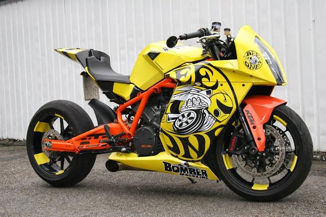 RC8 Drifter