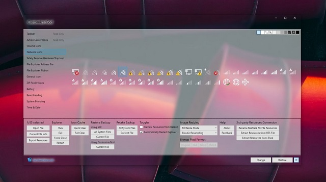 كيفية تغيير أيقونات النظام على ويندوز 10؟