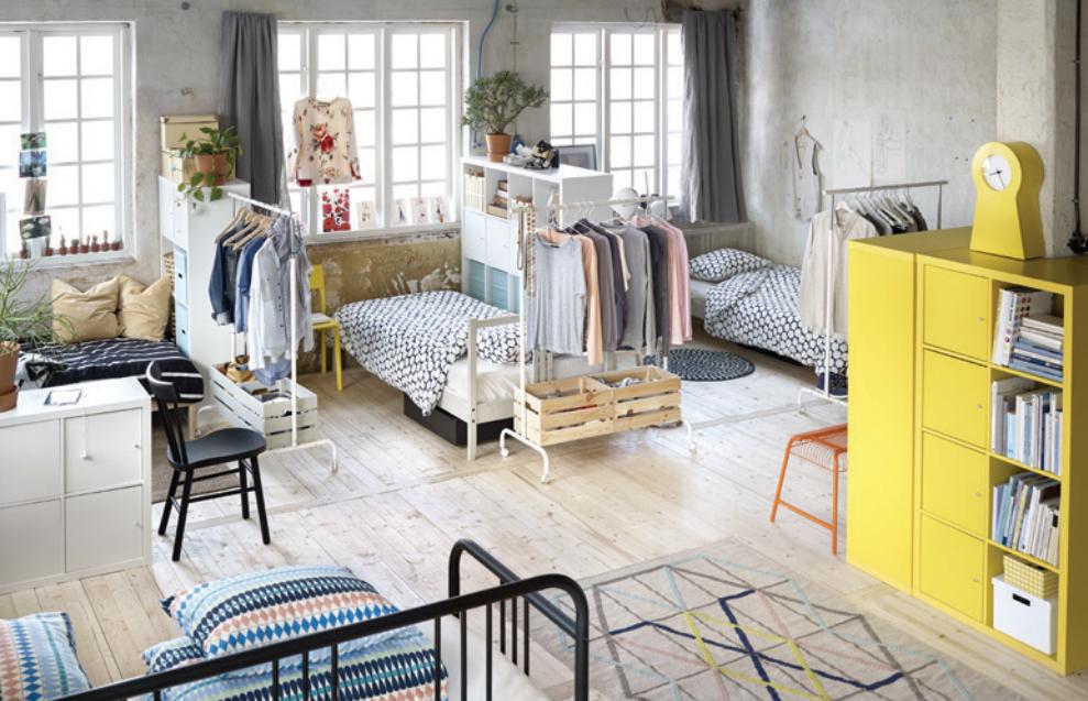 ikea katalogen terningkast fem. Black Bedroom Furniture Sets. Home Design Ideas