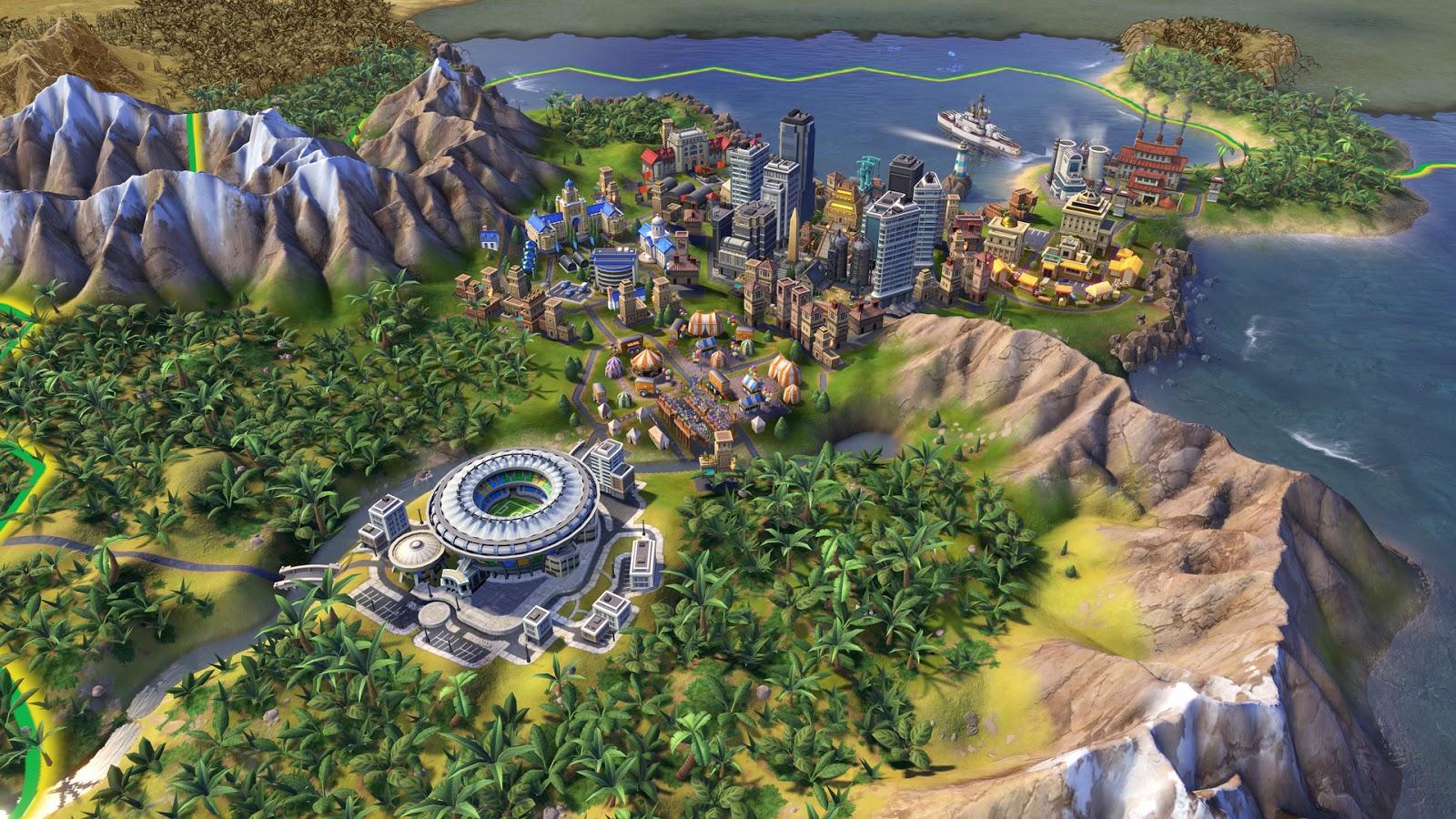Sid Meiers Civilization VI Gathering Storm PC ESPAÑOL (CODEX) 3
