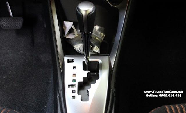 toyota yaris 2014 11 4215 - So sánh Ford Fiesta và Toyota Yaris : Ai là Vua xe Hatchback cỡ nhỏ - Muaxegiatot.vn