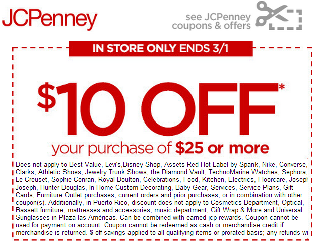 Jcpenney Coupon For Nike Shoes
