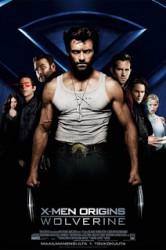 X-Men Origens: Wolverine com Hugh Jackman: eu vi