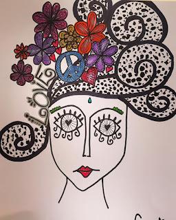 lolamento, lola mento, cuadros decorativos, cuadros originales, ilustraciones originales, LolaMento feminismo, Lola Mento ilustraciones