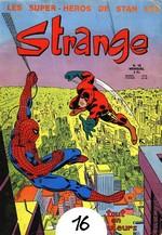Strange n° 16
