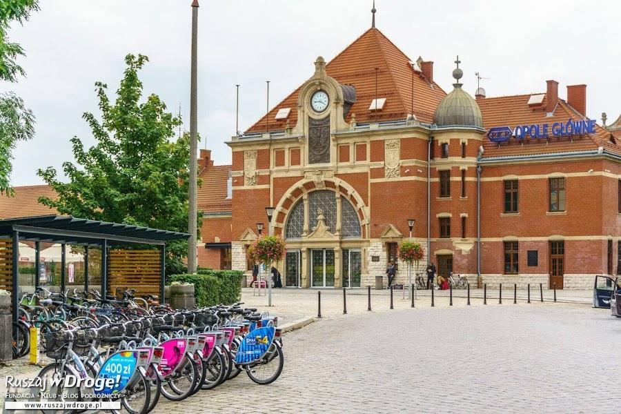 Dworzec PKP w Opolu