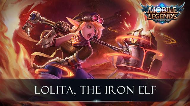 Lolita, Jenis Hero Dalam Game Mobile Legends
