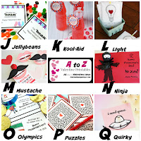 A to Z Valentine Printables @michellepaigeblogs.com