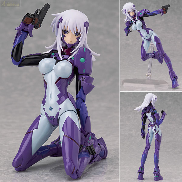 FIGURA CRYSKA BARCHENOWA FIGMA Muv-Luv ALTERNATIVE TOTAL ECLIPSE