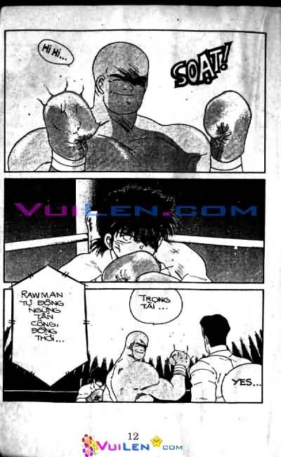 Shura No Mon  shura no mon vol 18 trang 13