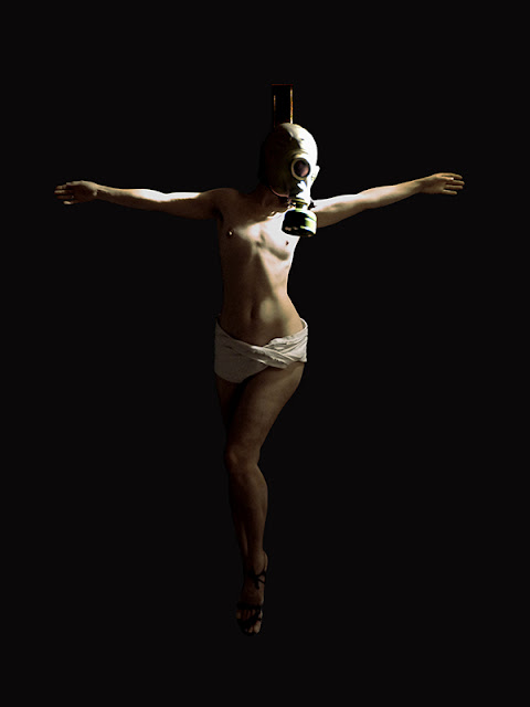 Corpus Christi, Photographies 2,20 x 1,60 m , 2013