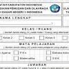 Download Lembar Jawaban Soal Ujian Siswa Format Excel