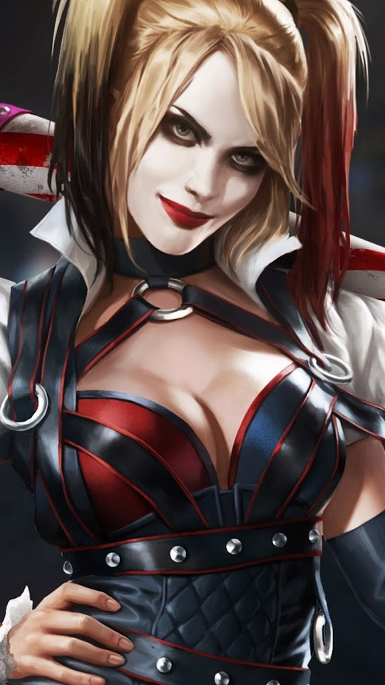Harley Quinn   Galaxy Note HD Wallpaper