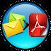 تحويل الرسائل الالكترونية في بريد الجيميل إلى ملفات PDF