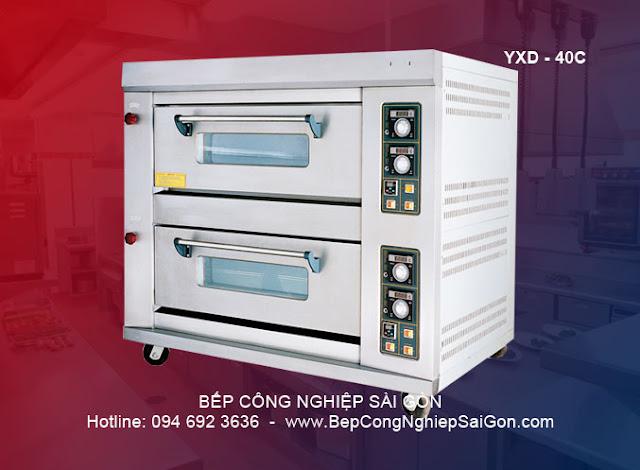 Lò nướng công nghiệp cỡ lớn YXD-40C