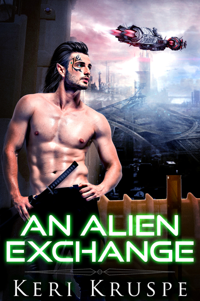An Alien Exchange cover