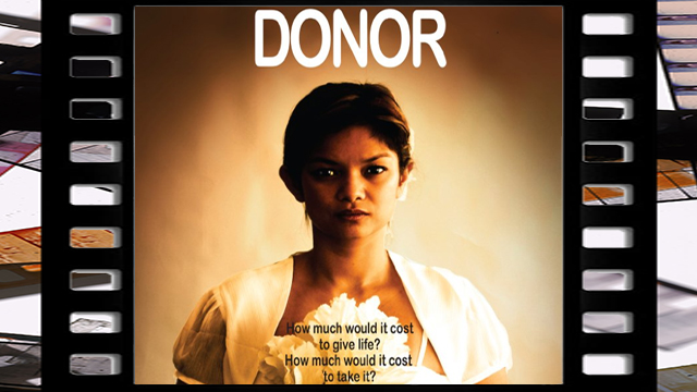 Desperate for money, Lizzie pursues the dark and thankless world of organ donation, hoping for a better life.