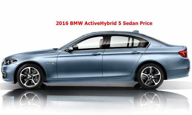 2016 BMW ActiveHybrid 5 Sedan Price