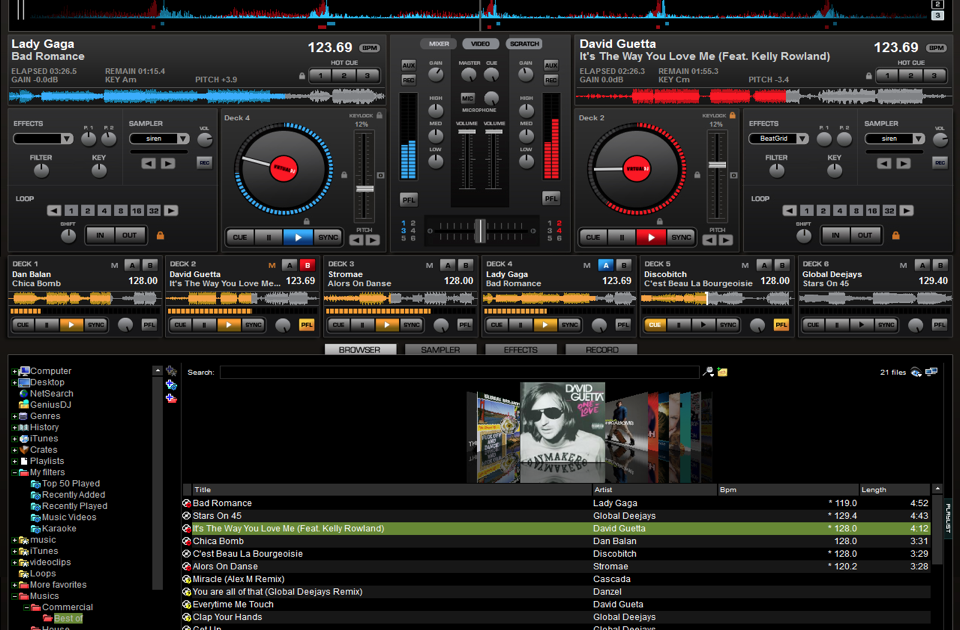 Top Dj Softwares for Windows , Mac 2012 | Tech Gyaan