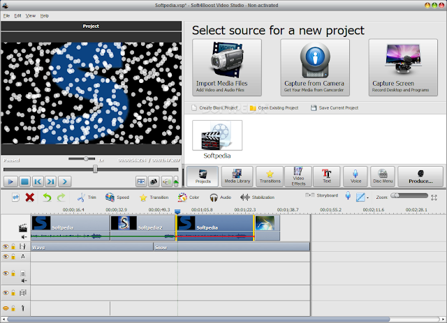 تحميل برنامج قص ودمج الفيديو للكمبيوتر Video Studio