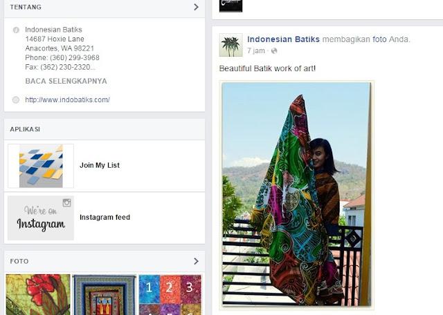 promosi dengan facebook