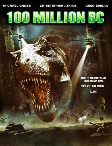 ver Regreso a la tierra de los dinosaurios (100 Million BC) (2008) Online