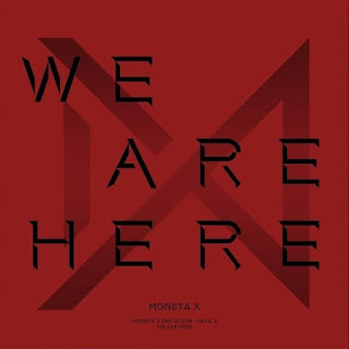 MONSTA X - WE ARE HERE Albümü