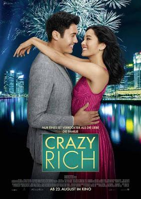 الإصدارات العالية الجودة HD في شهر نوفمبر 2018 November فيلم crazy rich asians