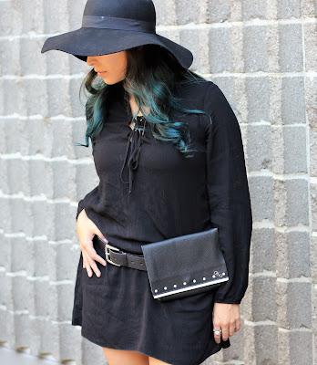 Hipster-Belt pouch