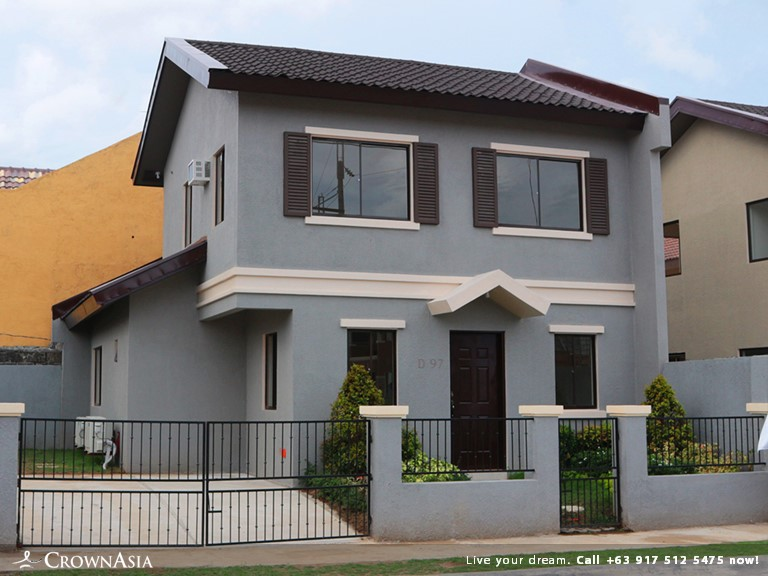 Citta Italia - Designer 97 With Balcony| Crown Asia Prime House for Sale in Molino Bacoor Cavite