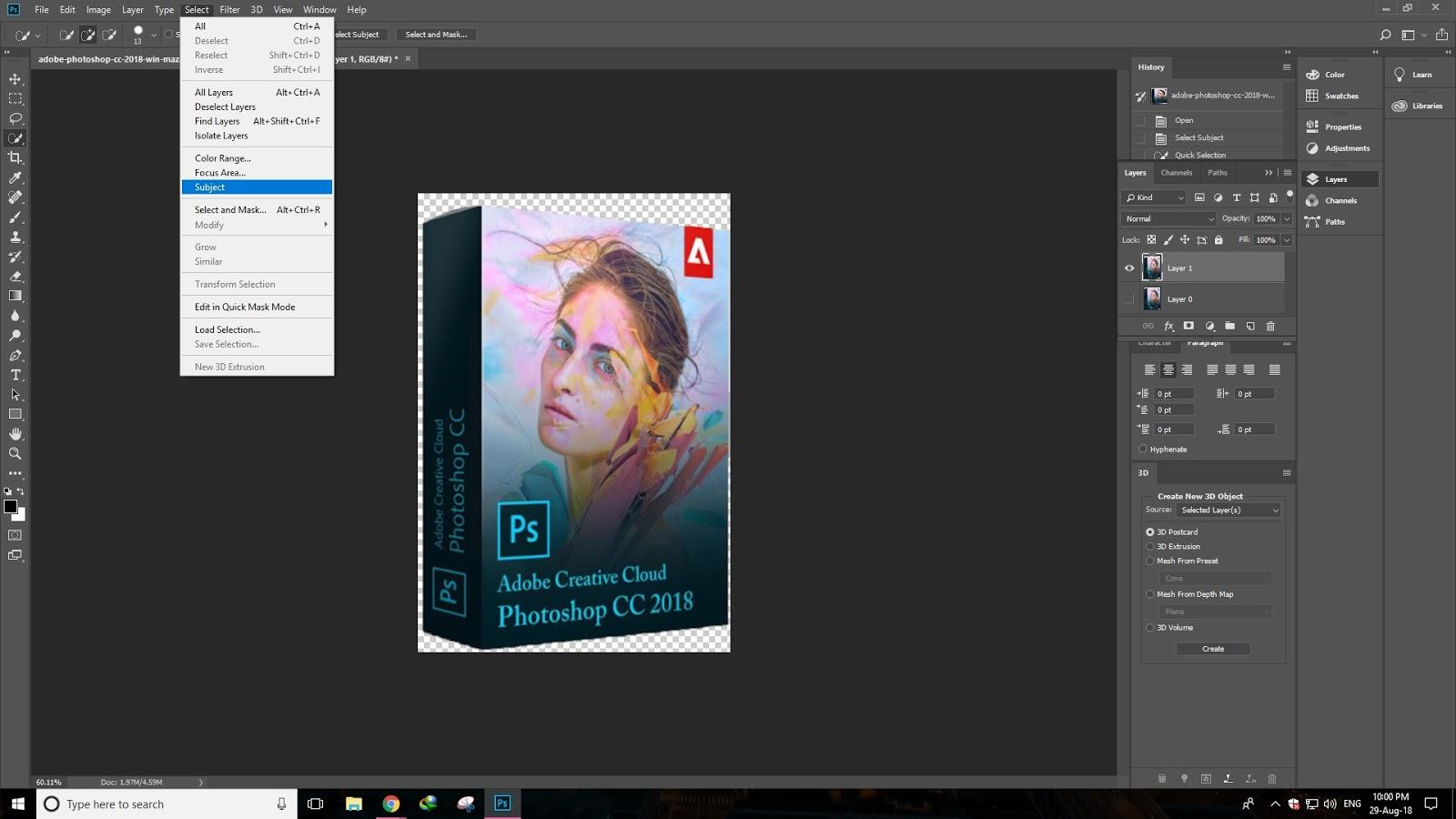 download crack photoshop cc 2018 32 bit