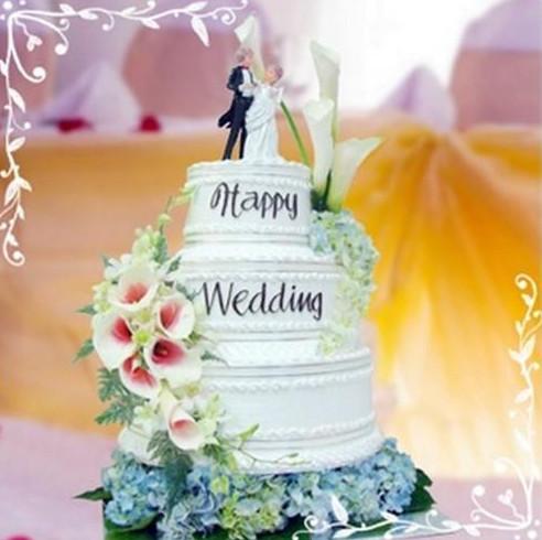 nên nhớ khi chọn bánh cưới