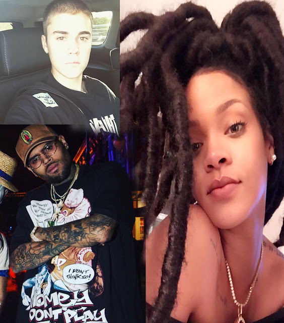 Justin Bieber, Chris Brown & Rihanna, All Have The Same Tattoo, Here Is Why...