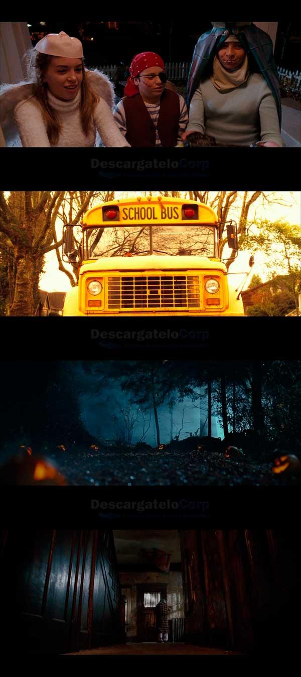 Dulce o Truco Terror en Halloween (2007) HD 1080p Latino